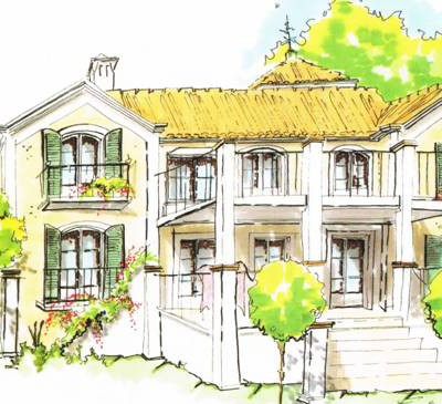 Villa en el Madroñal 3